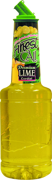 Finest Call Lime Cordial - Finest Call - 271117 - 1